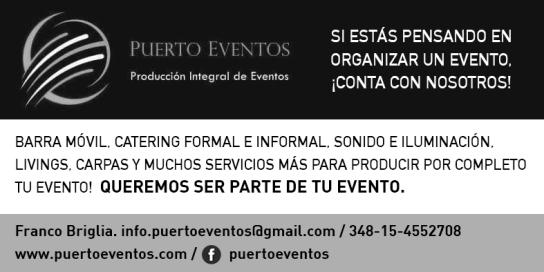 puerto eventos